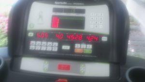 Running-machine