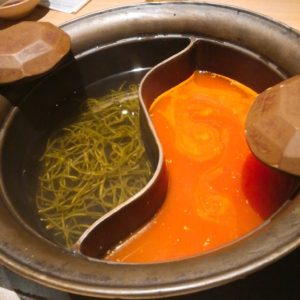 しゃぶしゃぶスープ